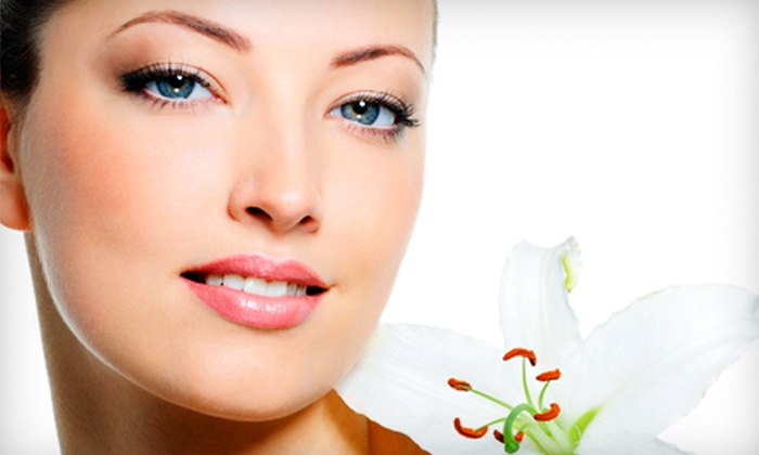Med Spa at Seena One - Garden Acres Area: $49 for Ultrasonic Microdermabrasion and Chemical Peel at MedSpa at Seena One in Burleson ($175 Value)