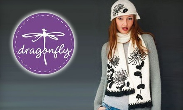 Dragonfly - Downtown: $15 for $30 Worth of Women's Apparel and Accessories at Dragonfly