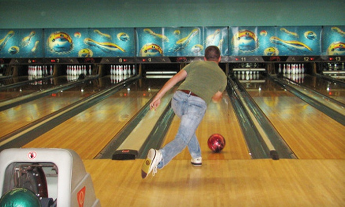 Strikers Family Sportscenter  - Rock Hill: Bowling Packages for Two, Four, or Six People at Strikers Family Sportscenter in Rock Hill