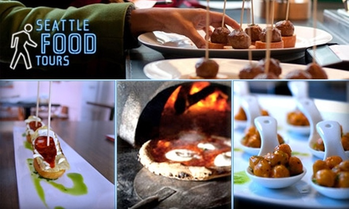 Seattle Food Tours - Seattle: $32 for One Ticket to the Belltown Restaurant Tour Through Seattle Food Tours ($54 Value)
