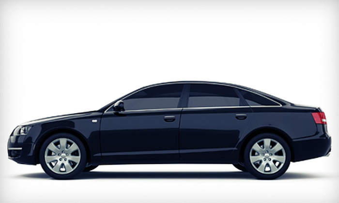 Tinting by Rita - Sapulpa: Auto-Window Tinting at Tinting by Rita in Sapulpa (Up to 61% Off). Three Options Available.