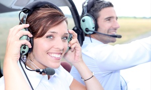 25 Air School: Introductory Flying Lesson from R1 899 for One with 25 Air School (69% Off)