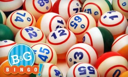 B&G Bingo - B&G Bingo in Salem