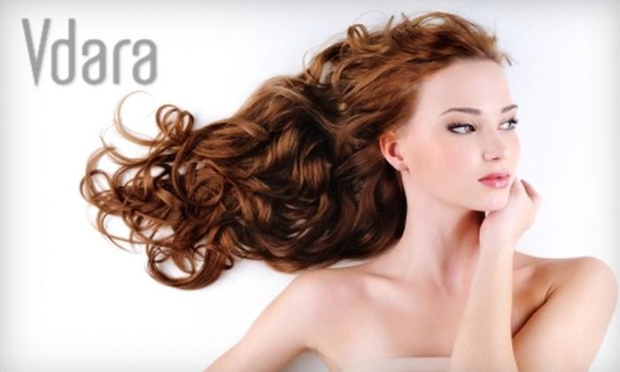 Vdara - The Strip: $35 for $75 Worth of Nail, Hair, Makeup, and Facial-Waxing Services at Vdara Hotel & Spa