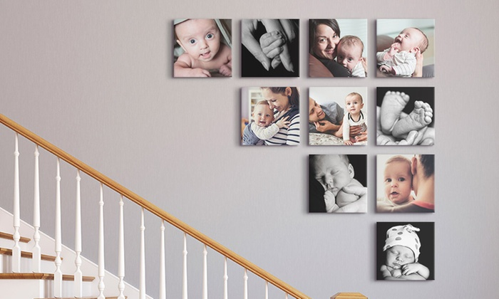 canvas on demand from 12 99 groupon