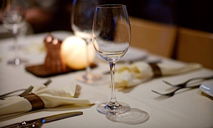 JACY Family Cafe - North Towne: $10 for $20 Worth of Fine Dining and Drinks at JACY Family Cafe