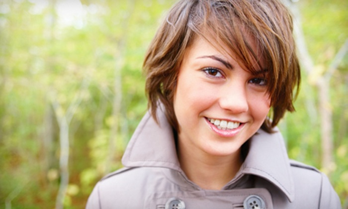 Meyer Dentistry - Wade Hampton: $60 for a New-Patient Exam, X-rays, and Cleaning at Meyer Dentistry ($231 Value))