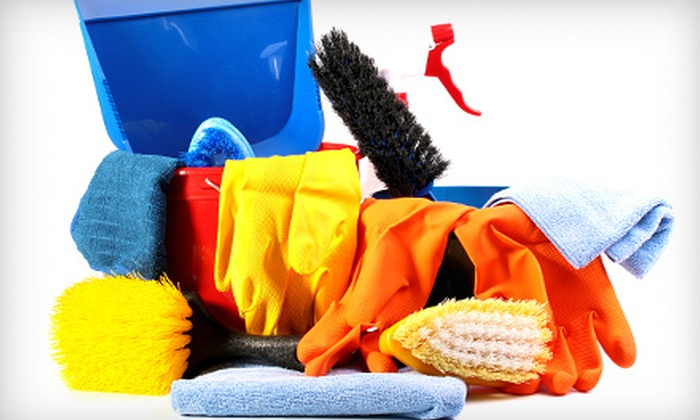 Amazing Maids LLC - Irvington: 1, 3, 6, or 12 Two-Hour Housecleaning Sessions from Amazing Maids LLC (Up to 72% Off)