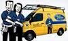 Yellow Van Handyman **DNR** - German Village: $69 for Two Hours of Handyman Services from Yellow Van Handyman ($159.99 Value)