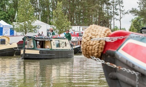 Crick Boat Show: Entry for Two Adults to the Crick Boat Show, Crick Marina, Monday 30 May (Up to 57% Off)