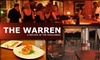 The Warren City Club - Do not call or email - Virginia Highland: $75 for a Dinner Membership and $25 Credit for Exclusive Cuisine at The Warren City Club ($225 Value)
