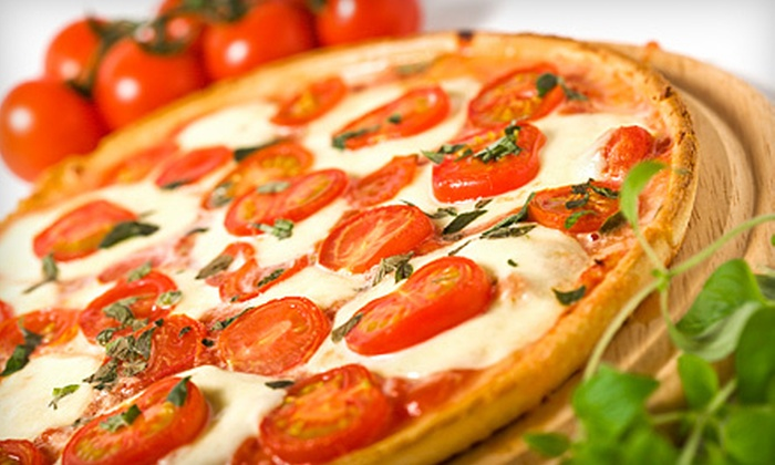 Knapp Pizza II - Gravesend,Home Crest: Italian Meal for Two or Four at Knapp Pizza II in Brooklyn (Up to 59% Off)