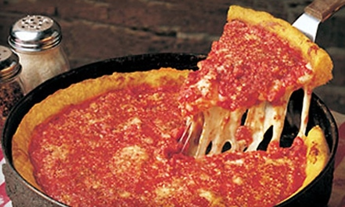 Gino's East - South Bend: $10 for $20 Worth of Deep-Dish Pizza at Gino's East