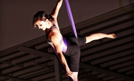 2-Hour Introduction to Aerial Fabric and Low-Fly Trapeze Workshop (a $60 value) - AWOL: Dance Collective in Portland