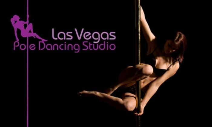 Las Vegas Pole Dancing Studio - Spring Valley: $20 for Two Pole-Dancing Classes and One Chair-Dancing Class ($54 Value) or $9 for One Pole-Dancing Class ($18 Value) at Las Vegas Pole Dancing Studio