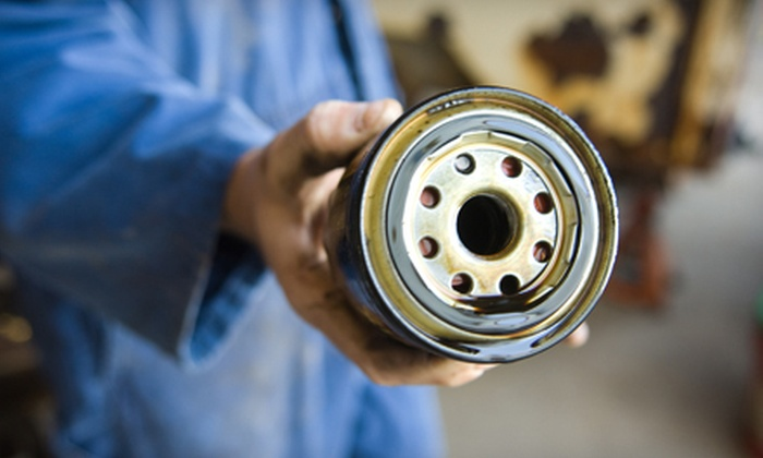 Priority Automotive - Bermuda: Oil-Change and State Inspection Package with or without Tire Rotation at Priority Automotive in Chester (Up to 75% Off)