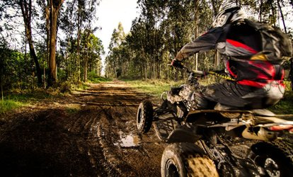 image for One-Hour Quad Bike Safari for Up to Four at Wicked Adventures (Up to 43% Off)