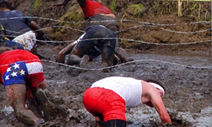 Dirty Dog Dash - Boyne Valley: $22 for One Entry to the Dirty Dog Dash in Boyne Falls ($50 Value)