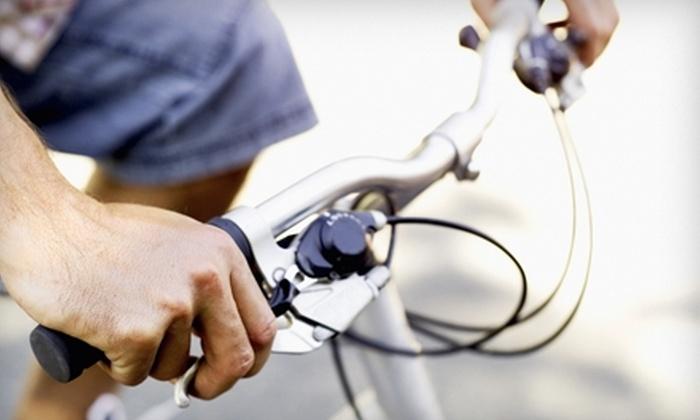 Lakeshore Bike - Lakeview: $20 for Half-Day Bike Rental for Two or $10 for One-Hour Bike Rental for Two at Lakeshore Bike