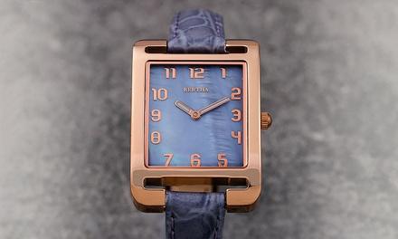 f3ca0ace2161 Reloj de acero Bertha Madison para mujer
