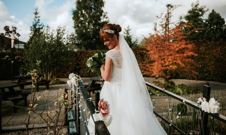 Wedding Package for 50 Day and Evening Guests at DoubleTree by Hilton Strathclyde Hotel (Up to 40% Off)
