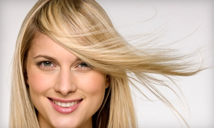 Bella Vita Salon - Federated Stores: $49 for $150 Worth of Salon Services at Bella Vita Salon