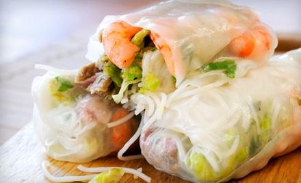 $30 Worth of Vietnamese Cusine Valid Sun.-Thurs. - Le Soleil in Austin