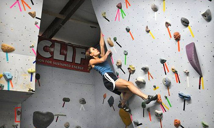 Climb North - Allison Park: $37 for a One-Month Unlimited Climbing Pass at Climb North in Wildwood ($75 Value)