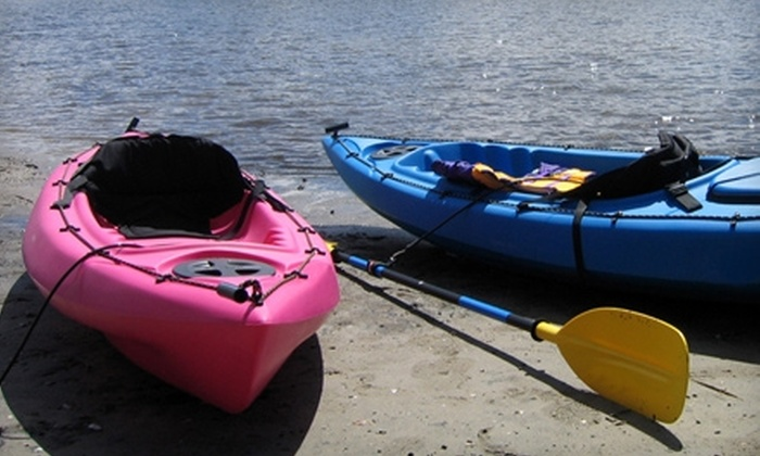 Lincoln Canoe & Kayak - Freeport: $30 for a Half-Day Guided Kayaking Tour from Lincoln Canoe & Kayak ($65 Value)