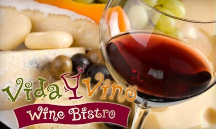 Vida Y Vino - Baylands: Vida Y Vino Wine Bistro San Jose