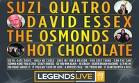 Legends Live Tour, 20 - 22 October 2017, Two Locations (Up to 33% Off)