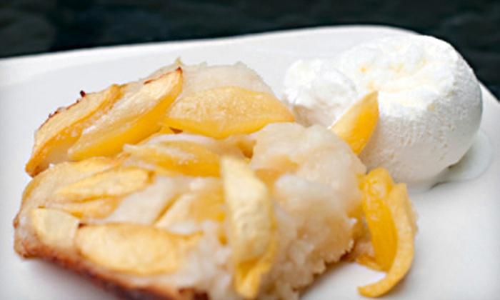 Cobbler's Cafe - Elizabethtown: $10 for Café Meal with Cobbler for Two at Cobbler's Cafe in Elizabethtown