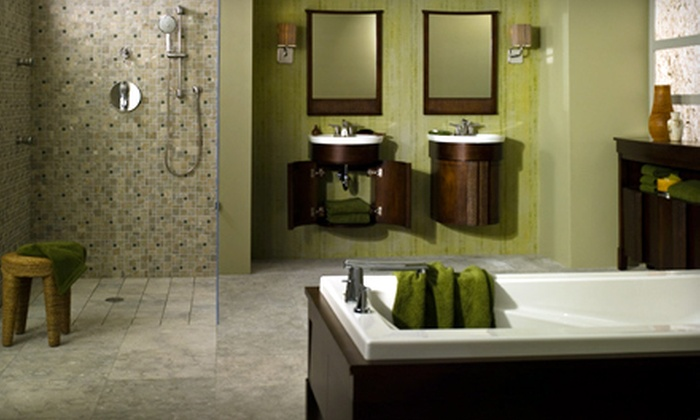 Bath & Idea Center by Noland Company - Falls Church: $50 for $100 Worth of Kitchen and Bathroom Fixtures at Bath & Idea Center by Noland Company