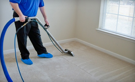 Carpet Cleaning for 3 Rooms and 1 Hallway or Staircase (a $55 value) - Extreme Clean in