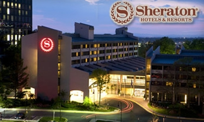 Sheraton Reston Hotel - Reston: $79 for a One-Night Stay, Breakfast for Two, and More at Sheraton Reston Hotel ($168.95 Value)