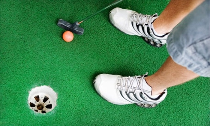 Parnell Creek RV Park - Paint Rock: $8 for 18 Holes of Mini Golf for Four at Parnell Creek RV Park ($16 Value)