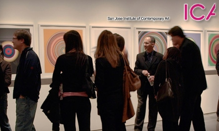 San Jose Institute of Contemporary Art - Downtown San Jose: $49 for a One-Year Friend-Level Membership at San Jose Institute of Contemporary Art ($150 Value)