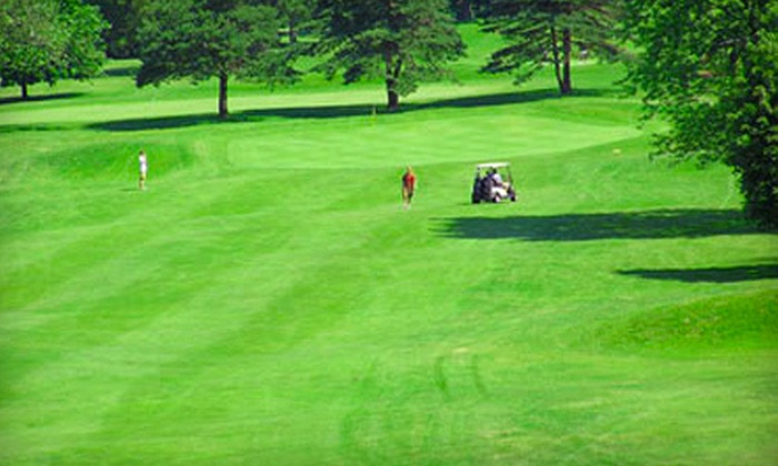 Bald Mountain Golf Course - Lake Orion: 18-Hole Round of Golf for Two or Four with Lunch at Bald Mountain Golf Course in Lake Orion (Up to 56% Off)