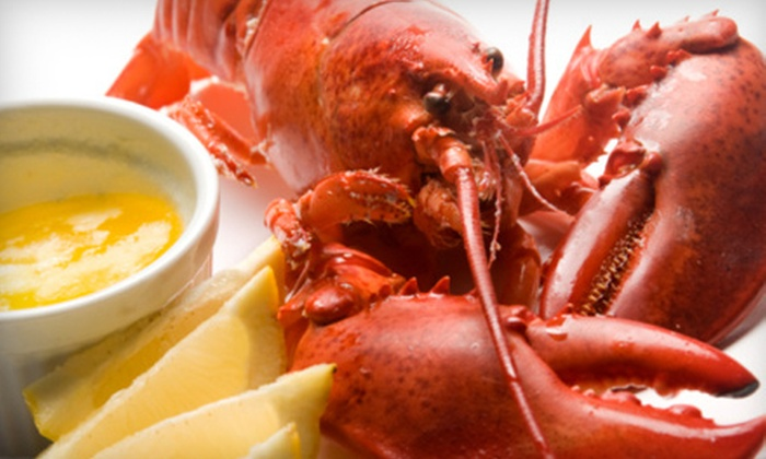 Star Steak and Lobster House - French Quarter: $25 for $50 Worth of Steaks, Seafood Fare, and Drinks at Star Steak and Lobster House