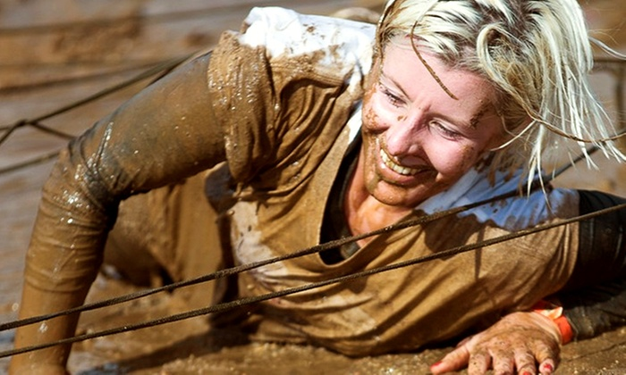 Hot an Dirty Mud Run - Hot an Dirty Mud Run: 5K or 10K Entry in Hot an Dirty Mud Run on May 21 or July 16 (Up to 43% Off). 12 Options Available.