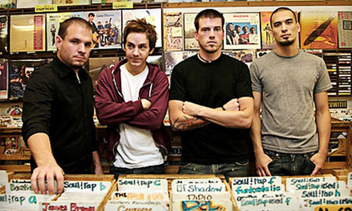 Taproot - Lakeview: One or Two Tickets to See Taproot at the Cubby Bear on November 17 at 9 p.m.