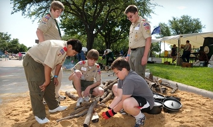 "National Scouting Museum - Las Colinas: $29 for a Family Membership to National Scouting Museum in Irving Plus One-Year Subscription to ""Boys' Life"" Magazine ($124 Value)"