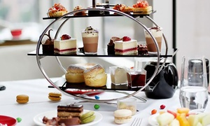 Crossroads Bar Swissôtel Sydney: Midweek Chocolate High Tea with Cocktails for Two ($59) or Six ($177) at Crossroads Bar at Swissôtel Sydney (Up to $354)