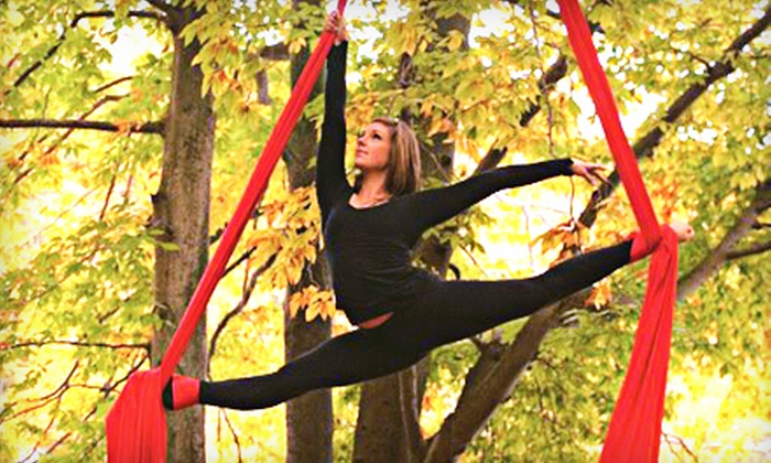 Mattox Circus Company - Westminster: One or Five Beginner Aerial Circus-Arts Classes at Mattox Circus Company (Up to 61% Off)