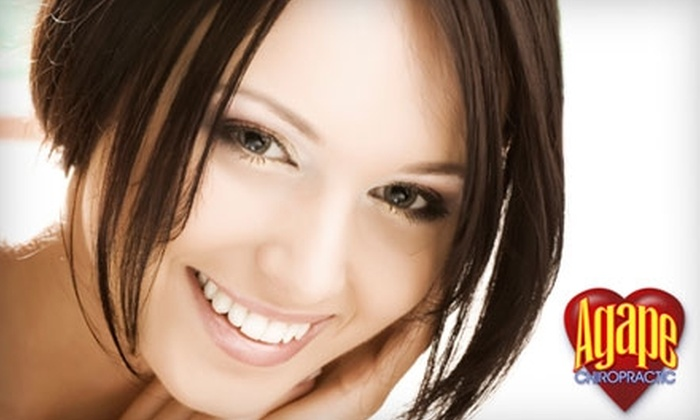 Agape Chiropractic - Garden Isles: $50 for a HydraFacial Treatment at Agape Chiropractic ($120 Value)