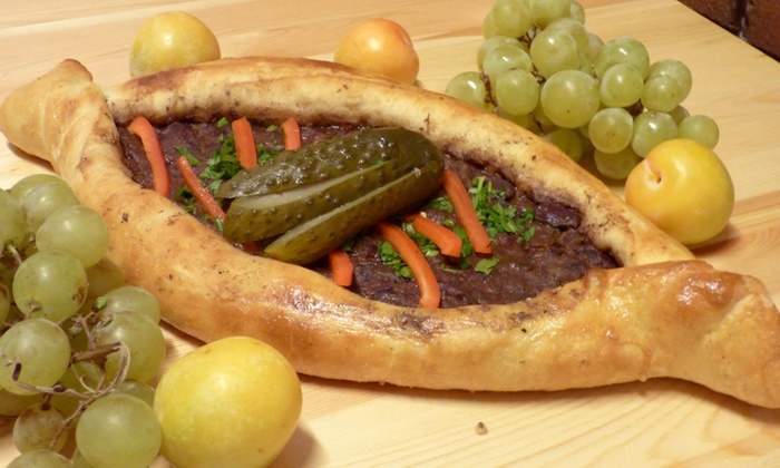 Kuchnia Gruzińska Menu Degustacyjne Gruzińska Kuchnia