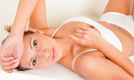 Six Laser Hair-Removal Treatments for a Small, Medium, Large, or Extra-Large Area at Laser Luxury (Up to 90% Off)