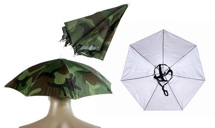 Headwear Umbrella