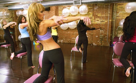One 2-Hour Weekend Workshop (a $45 value) - Flirty Girl Fitness in Toronto