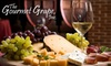 The Twisted Vine Chicago - Lakeview: $40 for Wine and Cheese Tasting for Two and One Take-Home Bottle of Wine at The Gourmet Grape ($90 Value)